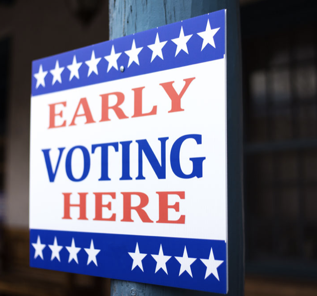Early voting in Perth Amboy